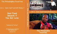 Vol 16: Some Soul Food With Kenny J